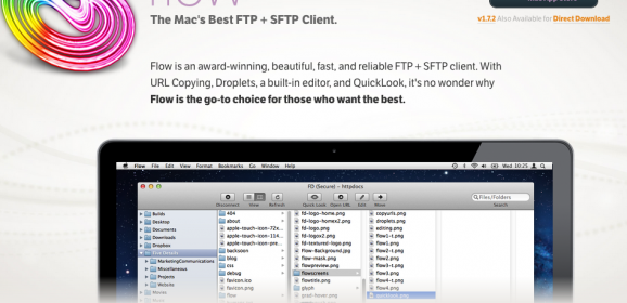 Flow FTP Client
